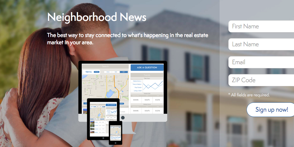 Click Here to See What is Going on in Your Neighborhood!